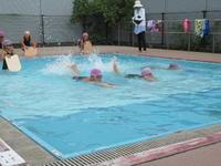 下学年水泳記録会