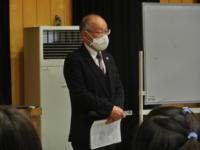 古田浩先生の講演